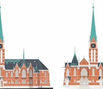 Project Wiedikon Kirche