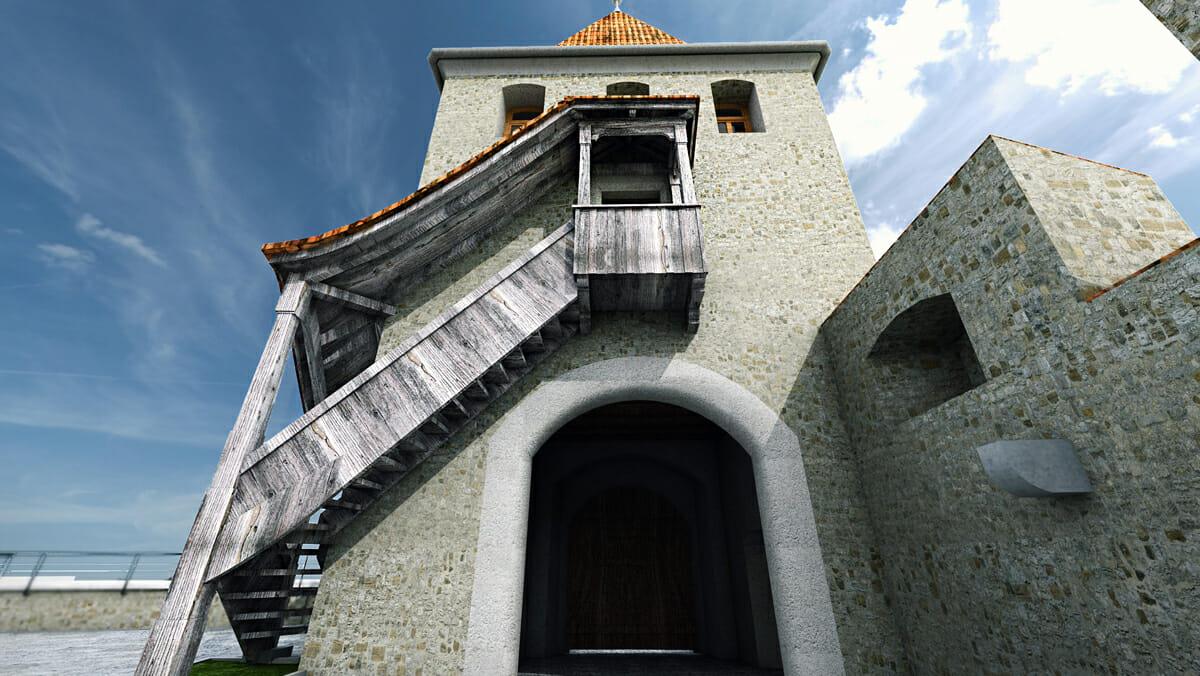 Projekt Schloss Laufen