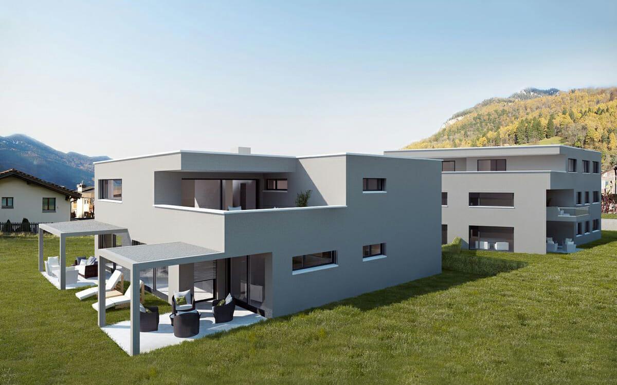 Project Mehrfamilienhäuser