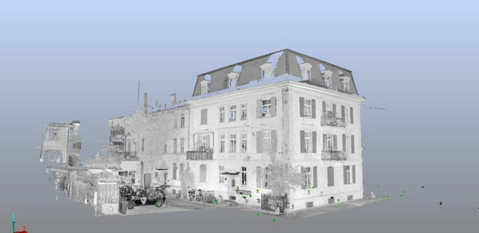 Dự án Hafnerstrasse