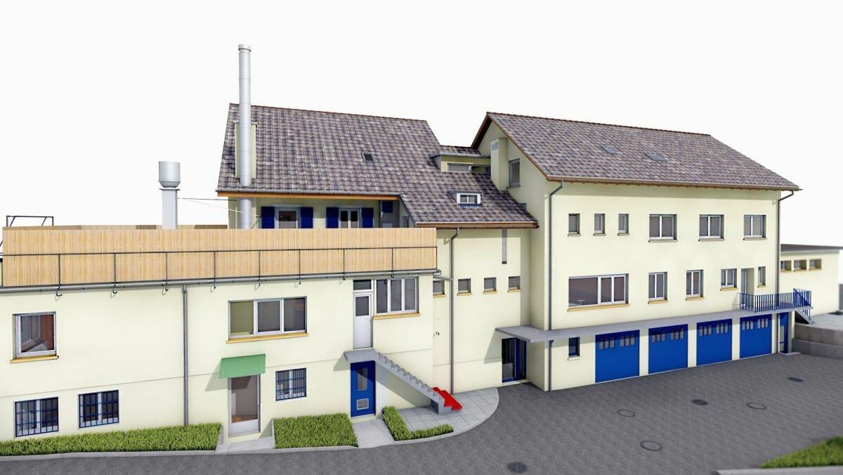 Dự án Frauenfeld