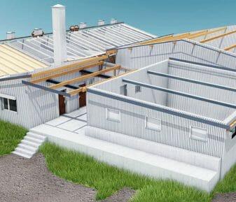 Projekt pig house wiesennau