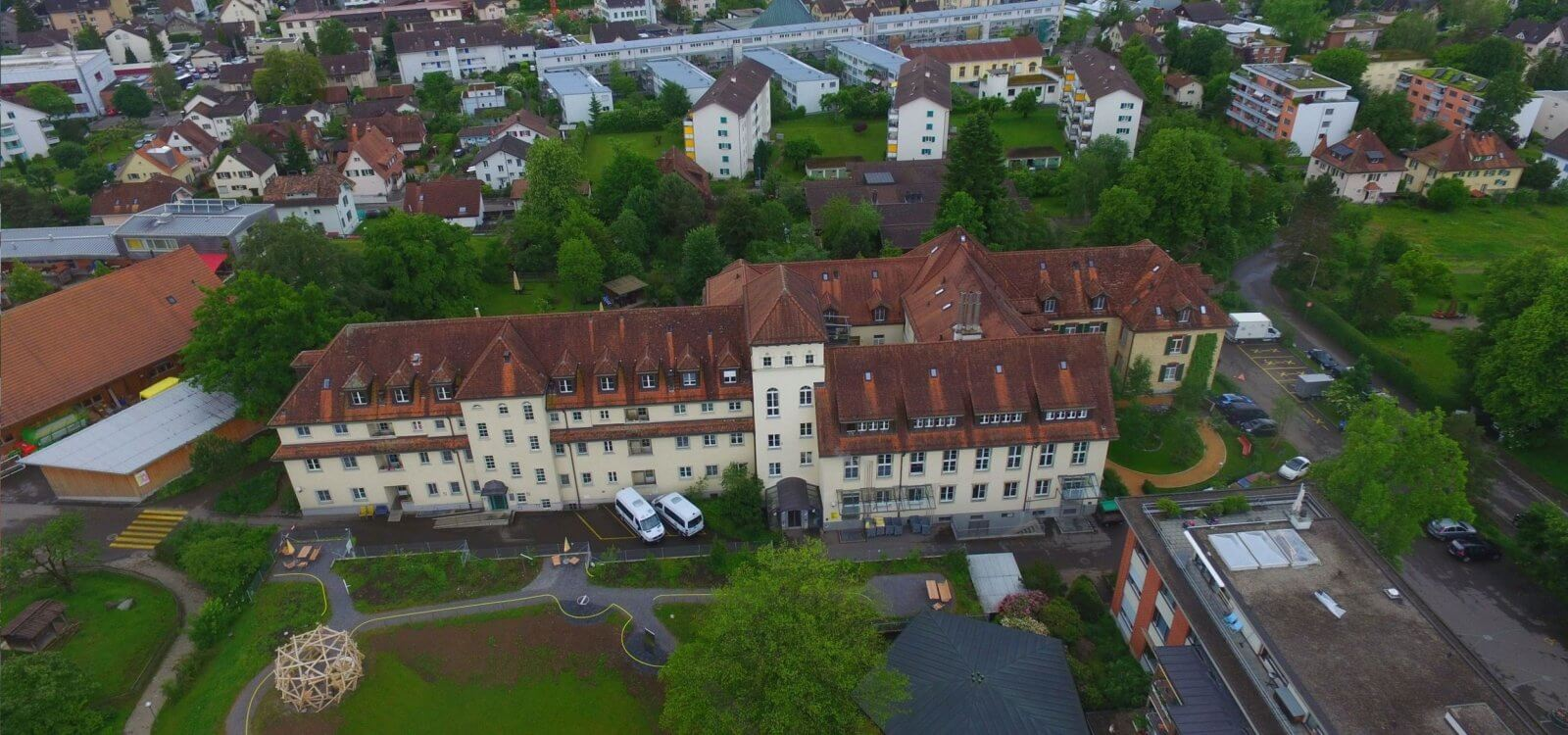 Projekt Wagerenhof Point Cloud Processing – Scan to Archicad