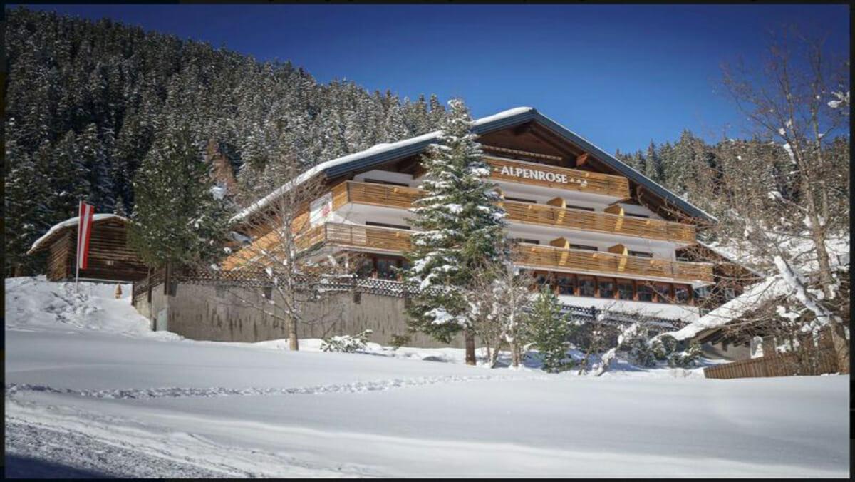 Project Hotel Alpenrose