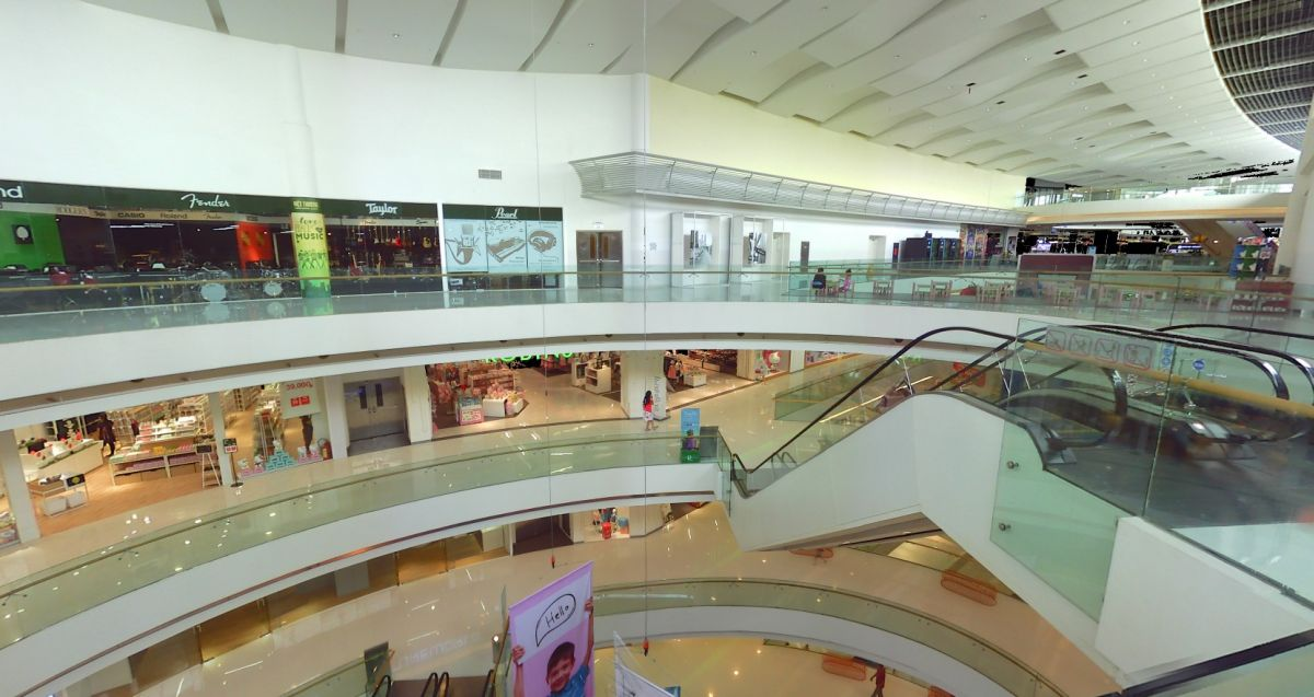 Crescent Mall Shopping Center