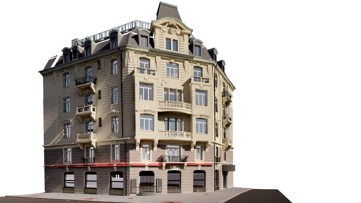 Khách sạn 4 sao Ambassador