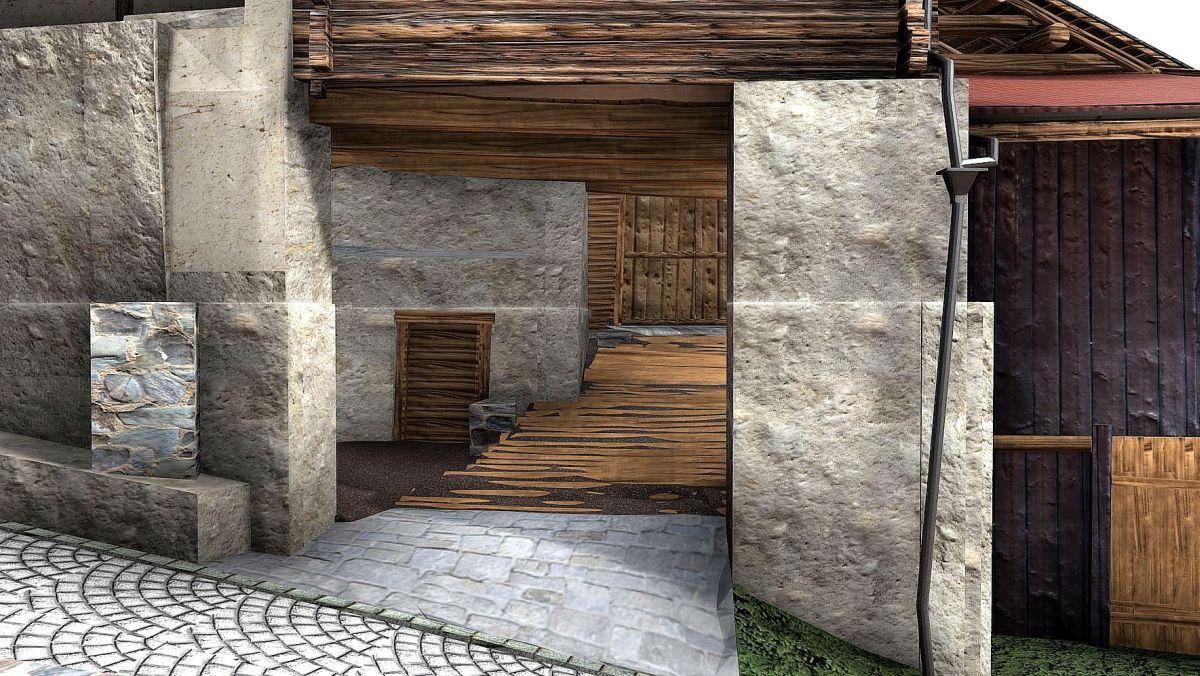 """Gebäudeaufnahmen für Umbauprojekt """"Historisches Haus mit"""