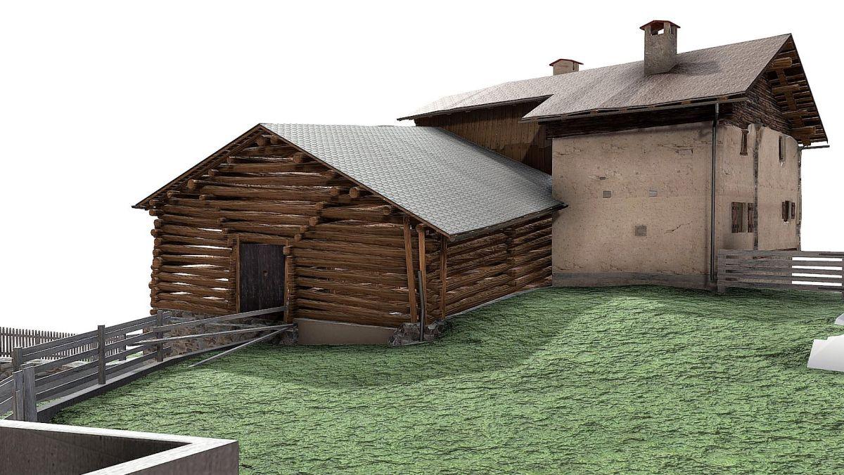 Dự án cải tạo nhà cũ kết hợp chuồng ngựa