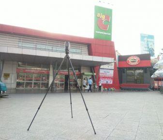 Quét 3D Laser hiện trạng siêu thị Big C Đồng Nai
