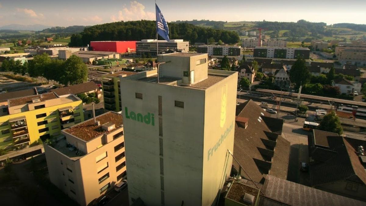 Landi Sursee Factory | MEP Modelling