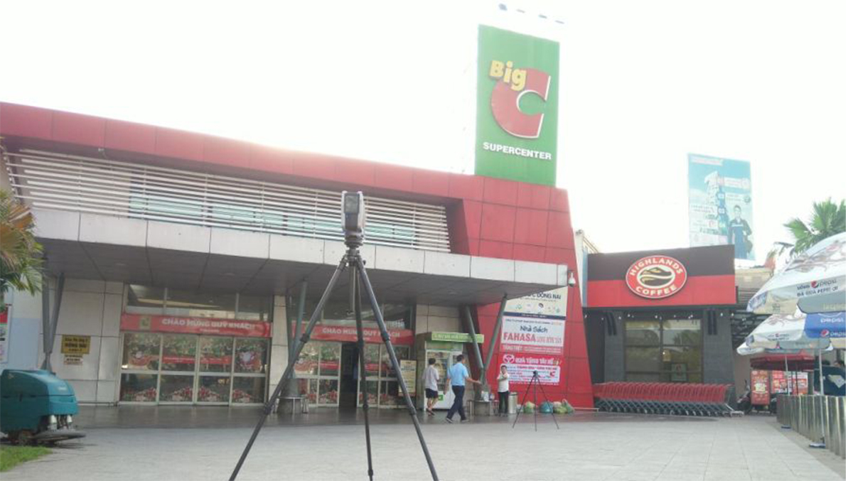Big C Supermarket Dong Nai