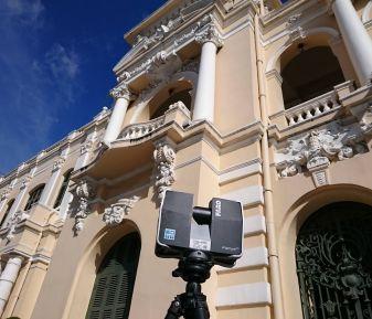 Những thông tin cần thiết cho việc báo giá dịch vụ quét 3d kiến trúc