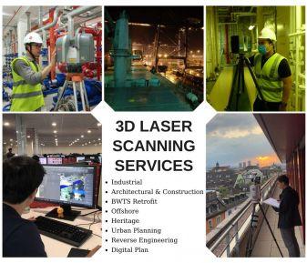 Áp dụng công nghệ scan 3D laser trong đại dịch COVID 19
