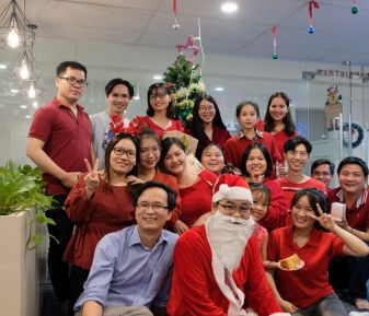 Office Christmas Party 2020
