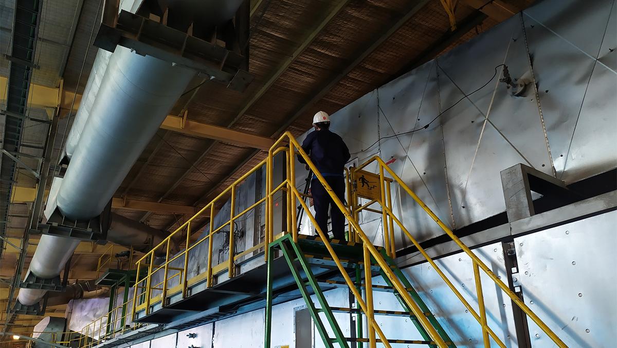 Nhà máy sản xuất VLXD