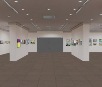 3D Virtual Exhibition
