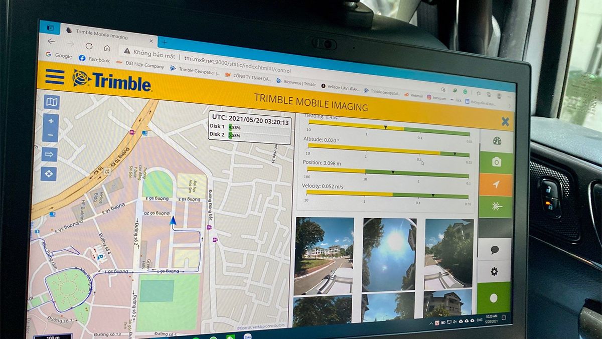 mobile mapping; công nghệ mobile mapping; giải pháp mobile mapping; bản đồ 3D; 3d modelling from point cloud; point cloud processing; point cloud to bim; registered point cloud; 3d laserscanning; punktwolken zu BIM; BIM; CAD; 3d cad;